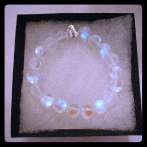 Jewelry - Opal White Moonstone Bracelet